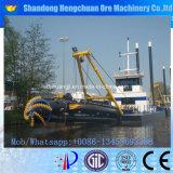 ISOの公認の砂の浚渫の川のカッターの吸引の浚渫船(CSD200)