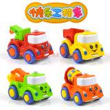 Carro do brinquedo que faz a máquina