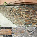 Impiallacciatura di pietra naturale del comitato di pietra della parete per l'interiore e l'esterno