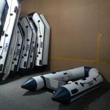 Liya 2m-6.5m Belüftung-Gewebe-aufblasbares Boots-Luft-Boot für Verkauf
