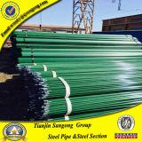 Lijst van het Rek van de Pijp van het staal de de Plastic Samengestelde Magere en PE Leverancier van de Plank van de Opslag van de Pijp