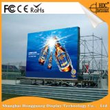 P16 polychrome de haute résolution DEL extérieure annonçant l'écran de visualisation