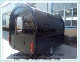 Equipo para el carro de Food Van Mobile Food de la pequeña empresa