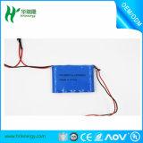 Packs batterie de lion de la qualité 5s 18650 avec le connecteur