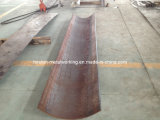 Freno de la prensa hidráulica de la hoja de metal de China Hoston (HPB/WC67Y)