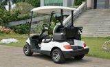 Польза тележки гольфа 2 Seaters электрическая в поле для гольфа