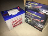 De super Volt Ns70 12V65ah droogt de Geladen Batterij van de Auto