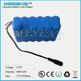 14.8V 6600mAh Li-Ionbatterie (18650)