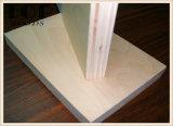 madeira compensada comercial do núcleo do Poplar/vidoeiro de 1220*2440 (4*8) 6/9/12/15/18mm com colagem de E0 E1 para a mobília