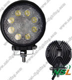 éclairage LED DEL Driving Light de C.C DEL Flood Light Epsitar de 24W DEL Work Light 10-30V