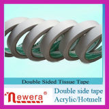 Изготовление двойной бортовой ленты стороны двойника Melt ленты ткани горячей профессиональное