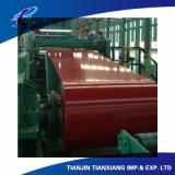 Покрасьте Coated Corrugated материальную Prepainted гальванизированную стальную катушку