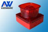 Asenware Fire Alarm Siren con Strobe