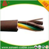 Силовой кабель, кабель XLPE, электрический кабель Yjv