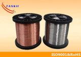 Fio do par termoeléctrico Calibre de diâmetro de fios do diâmetro 14 (tipo K, J, E, N, T)