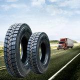 Bester schwerer LKW-Gummireifen-chinesische niedriger Preis Annaite 11r22.5 12r22.5 13r22.5 Radial-LKW-und Bus-Gummireifen