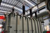 110 Kv de In olie ondergedompelde Transformator van de Macht van de Distributie voor de Levering van de Macht