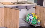 مطبخ أثاث لازم ميلامين [مدف] خزانة ([زغ-011])