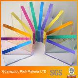 Il colore ha lanciato a strati lo strato acrilico del perspex per la pubblicità/strato acrilico di plastica per i segni della lettera