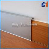 Qualitäts-Aluminiumfußboden-/Wand-Sockelleiste