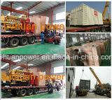 Generador del gas del biogás de CHP Cogenerator 200kw de la energía eléctrica (metano)