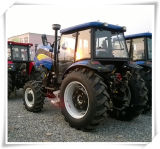 Tractor 90HP 100HP 110HP 120HP 4WD met ISO&Ce