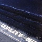 Pile 100% courte de polyester de tissu de capitonnage pour des Slipcovers