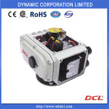 24VDC Modulating 내무반 Turn Electric Actuator