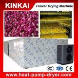 Máquina de secagem da flor elevada da eficiência de funcionamento com capacidade 800kg