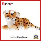 아기 호랑이는 장난감 아이를 위한 견면 벨벳에 의하여 채워진 호랑이 장난감을 채웠다