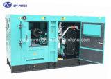 De Motor van Wandi en Stamford Alternator, Diesel 113kVA Generator