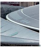 Matériau de construction imperméable à l'eau de décoration de membrane de Tpo