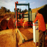 Le double a vu la scierie de pas pour la machine de découpage en bois dure