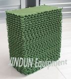 Poultry House를 위한 녹색 Evaporative Cooling Pad