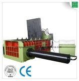 Ballenpresse seitliches der Ausstoßen-Metallemballierenmaschinen-Y81t-125A (CER)
