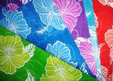 Percal de algodón Tela de materia textil del hogar