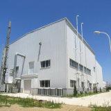 Edificio ligero de la estructura de acero para el taller de Industrical (KXD-SSW135)