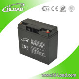 batteria al piombo sigillata 7ah 12V per l'invertitore solare