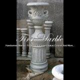 De Planter van Carrara van Metrix voor Decoratie mp-508 van het Huis