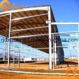개인 주문을 받아서 만들어진 Prefabricated 강철 구조물 창고 (SSW-1005)