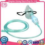 Máscara de respiración estéril del nebulizador del PVC
