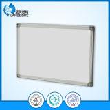 Whiteboard de cinco estrellas Drywipe magnético con el ajuste W900xh600mm de la bandeja y del aluminio de pluma