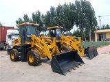 MP160 1600kg laden Werksversorgung Günstige Radlader für Export