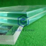 階段ステップのための緩和された安全薄板にされたガラス