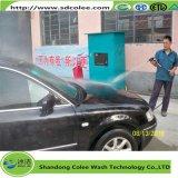 Machine de nettoyage de véhicule de pièce de monnaie de service d'individu