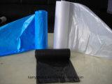 Sacs clairs de déchets de détritus d'ordures pour la cuisine de salle de bains