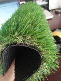 Het Groene Kunstmatige Tapijt van de decoratie, het Tapijt van de Mat van het Gras voor Verkoop