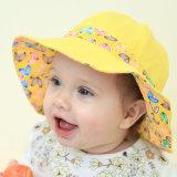 M8871 bordado del bebé del sombrero del cubo