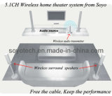 2.4GHz Wireless Home Theater Surround Speakers (WSD01)
