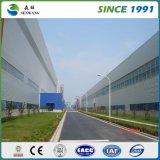 Edificio prefabricado de la estructura de acero en China